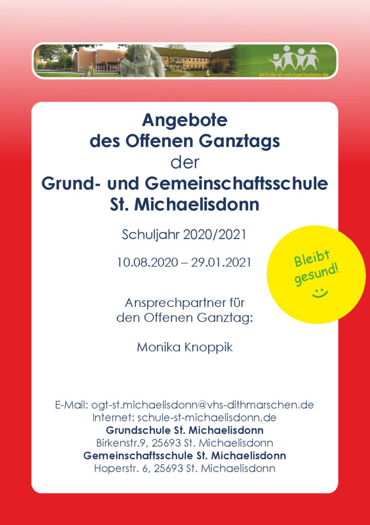 Offener Ganztag - Programm 2020/21 - Grund- und ...