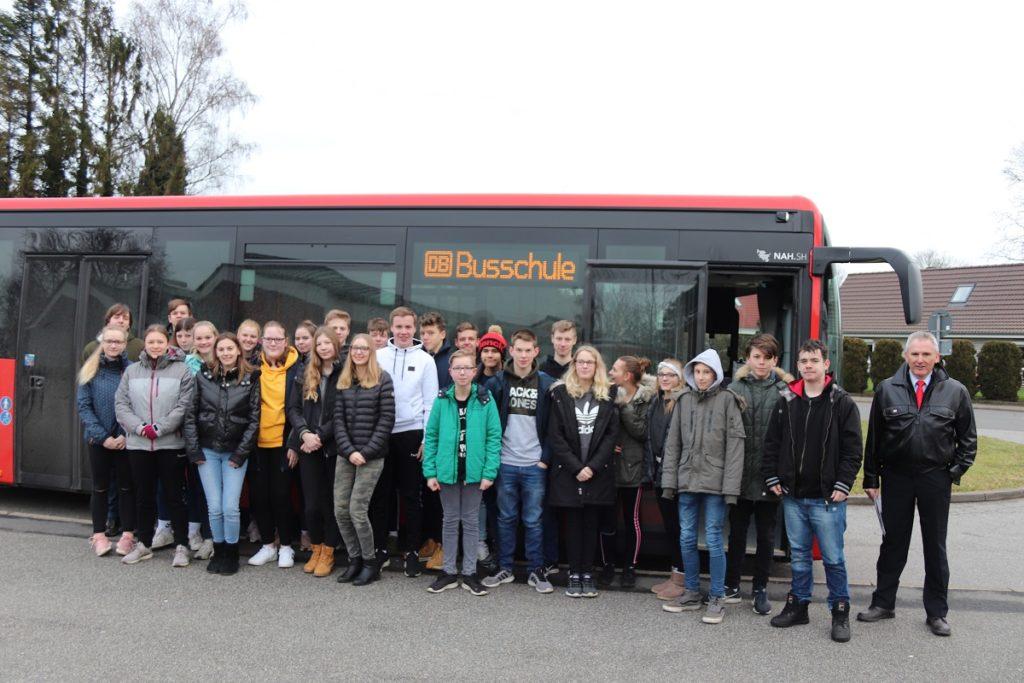 Busengel - Grund- und Gemeinschaftsschule St. Michaelisdonn